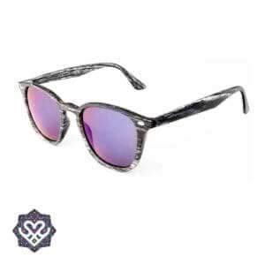 goedkope zonnebril houtlook