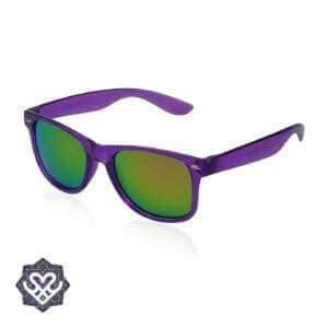 wayfarer montuur zonnebril