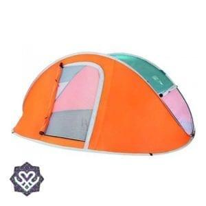 driepersoons eenvoudige tent