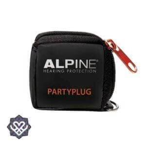 alpine earplugs opberghoesje