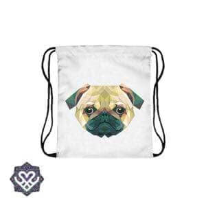 bulldog gym bag rugtasje