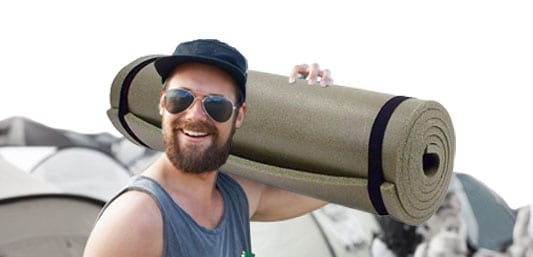 festival camping artikelen