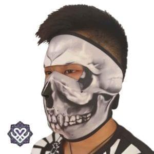 festivals hardstyle masker