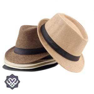 panama hoed in meerdere kleuren