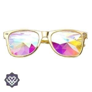 party bril goedkoop goud