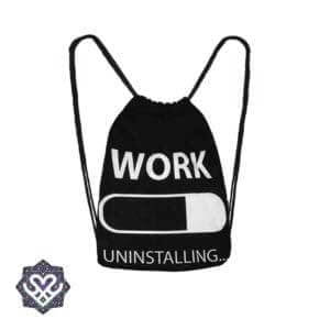 work uninstalling rugtasje gym bag