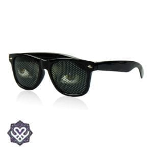 pinhole zonnebril