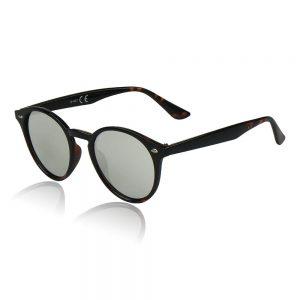 Stijvolle zonnebril spiegelglazen
