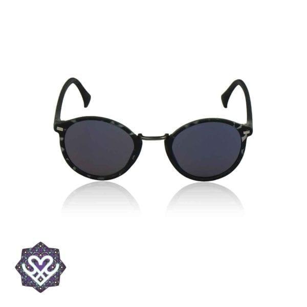kleine ovalen zonnebril