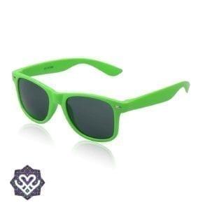 groene festival zonnebril