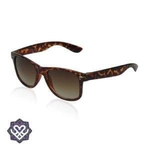 panterprint wayfarer zonnebril