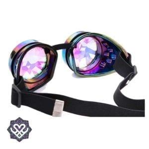 kaleidscoop rave bril