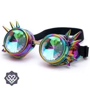 kaleidoscoop spacebril goggle
