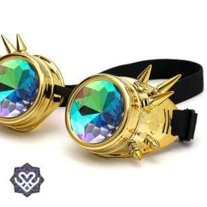 goedkope kaleidoscoop goggle bril