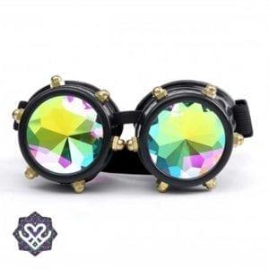 goggle kaleidoscoop holografisch