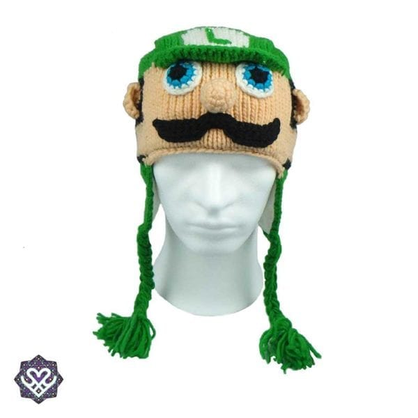 luigi cartoon muts