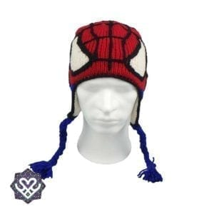 warme muts spiderman