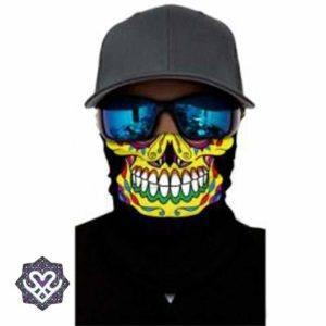 skull bandana gezichtsmasker