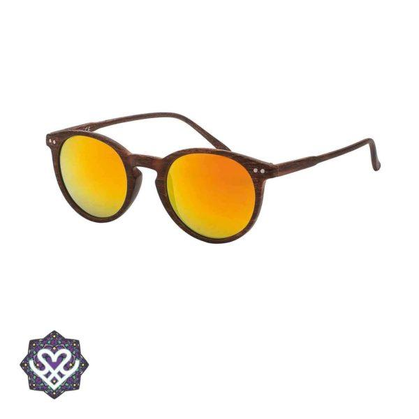 goedkope ronde zonnebril