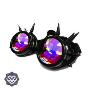 caleidoscoop steampunk bril festival items