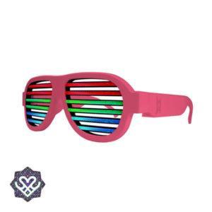 festival gadget led bril