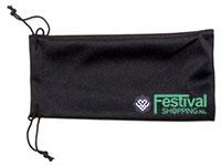 gratis zonnebrillen hoesje festivalshopping.nl