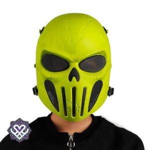 alien paintball masker