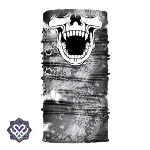 Dangerous skull bandana