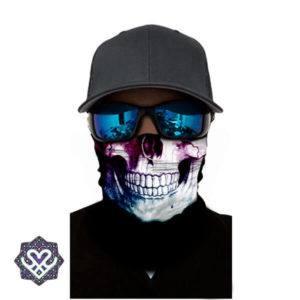 Skull facemask