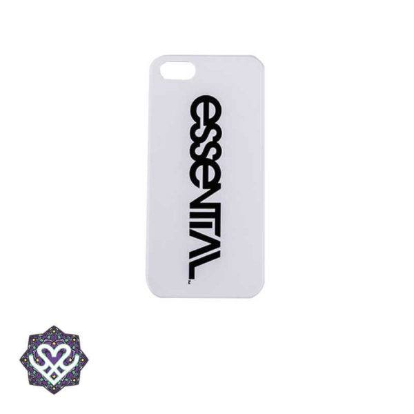 Iphone Cover 5 & 5s - wit