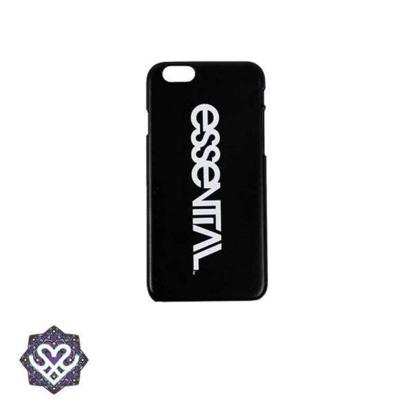 Iphone Cover 6 & 6s - zwart