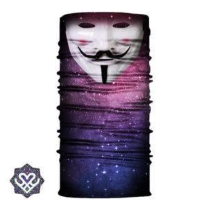 Vendetta gezichtsmasker