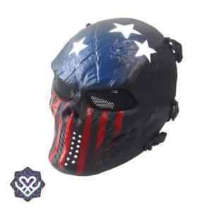 american paintball masker