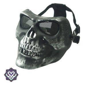 doodshoofd festival masker