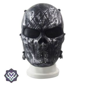 doodshoofd masker paintball airsoft