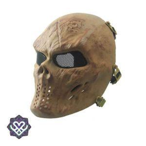 festival masker doodshoofd