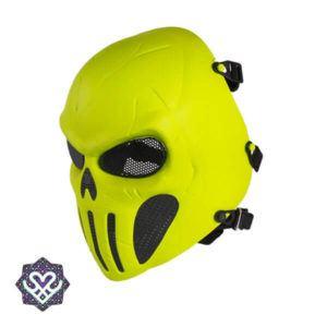 festival skull mask