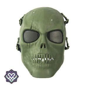 skelet masker
