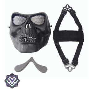 festival outfit masker