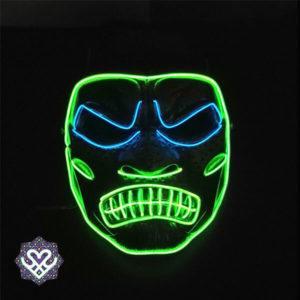 neon masker terror