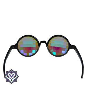 achterkant caleidoscope glasses