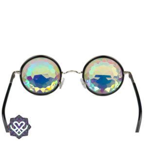 dun montuur caleidoscoop bril