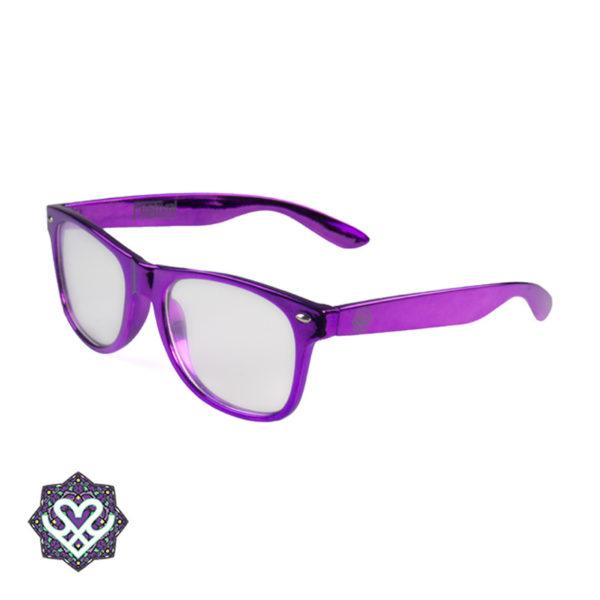 paarse spacebril