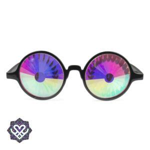 regenboog glazen feestbril