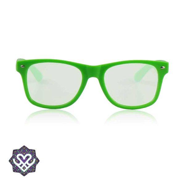 spacebril groen