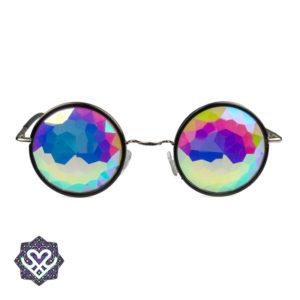 unieke caleidoscoop bril