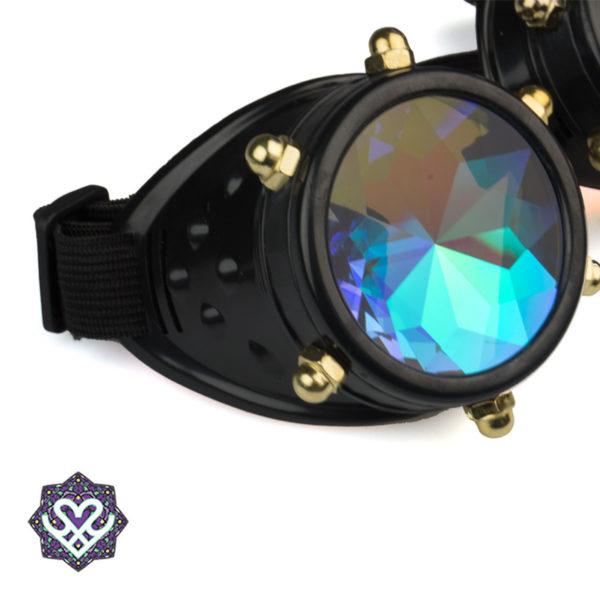 details caleidoscoop bril