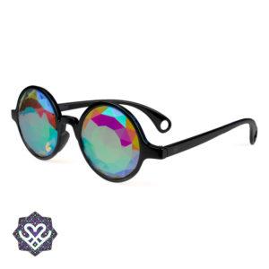 festivalbril regenboog glazen