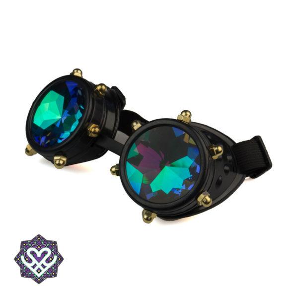kaleidoscoop goggle marinier
