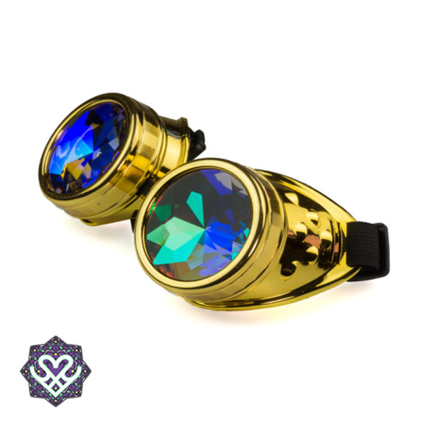 kaleidoscope goggles steampunk